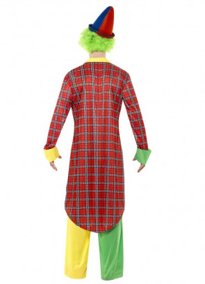 LA Circus Clown Costume