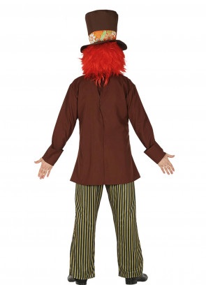 Mens Mad Hatter Costume – Crazy Tailor