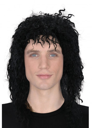 Michael Jackson (Weird Guy) Wig