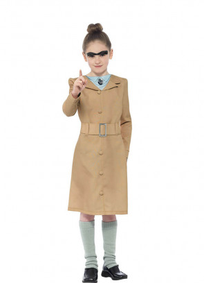 Miss Trunchbull - Roald Dahl - Matilda - Girls Costume