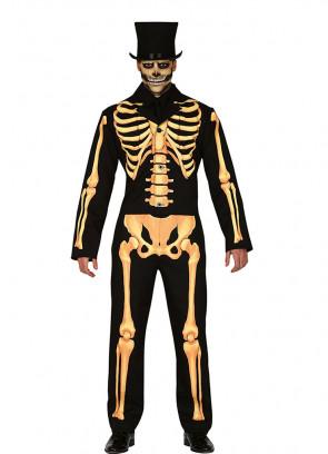Mister Skeleton Costume