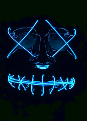 Anarchy Light-Up Mask