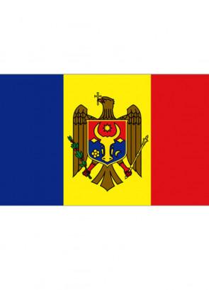 Moldova Flag 5x3