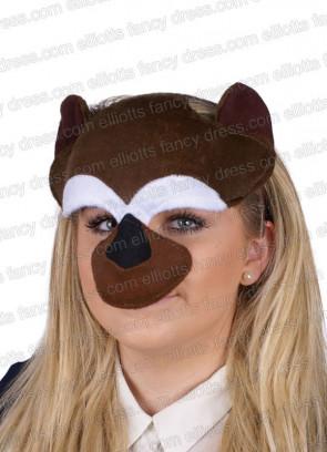 Monkey Half Mask