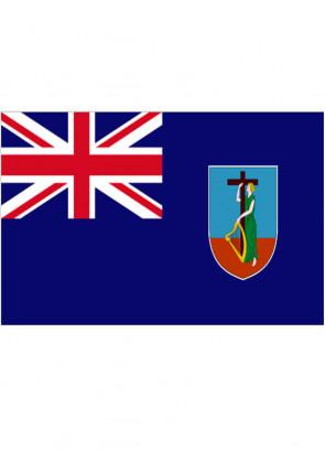 Montserrat Flag 5x3