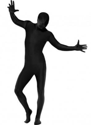 Black Second-Skin Costume