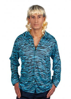 Mr Exotic Tiger Shirt