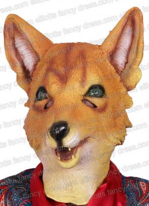 Fox Mask (Adults) (Mr Fox)