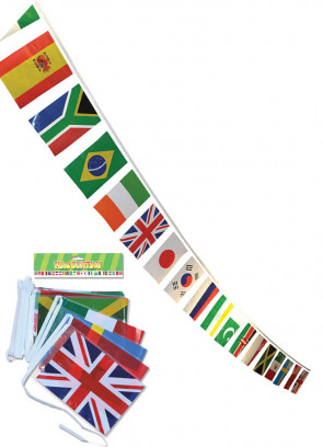 Multi-nation Bunting