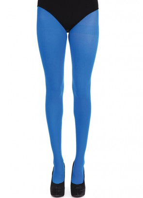 Blue Tights - Dress Size 6-14