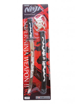 Ninja Sword set 54cm