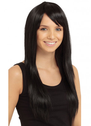 Olivia Wig - Black