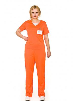 Orange Convict