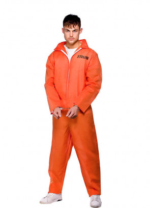 Orange Convict - Jumpsuit