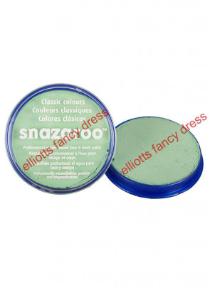 Snazaroo Pale Green Face Paint - Classic 18ml