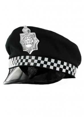 Police Hat (Panda)