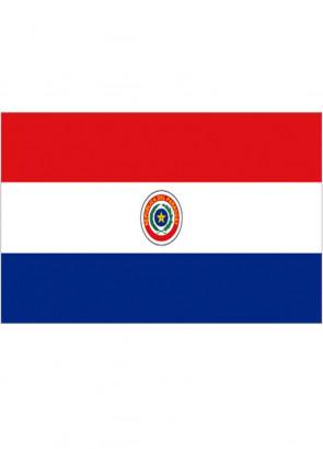 Paraguay Flag 5x3