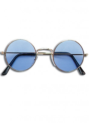 Glasses (Penny Blue Lens)