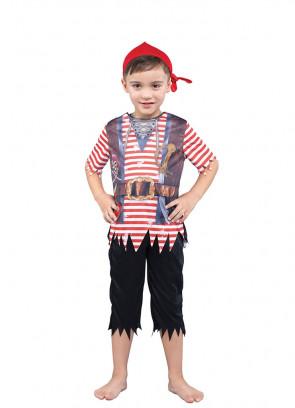 Pirate Boy 3D Print Costume