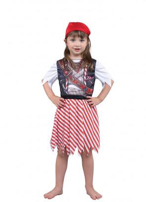 Pirate Girl 3D Print Costume