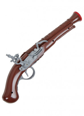 Brown Pirate Pistol