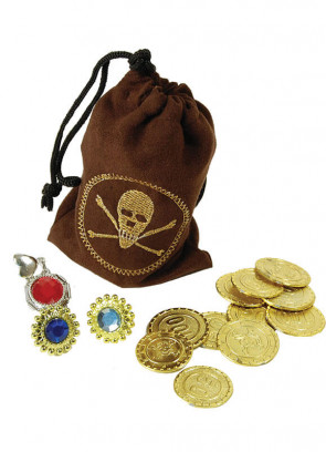 Pirate Pouch & Loot