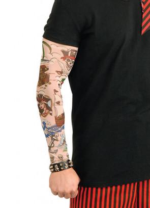 Pirate Tattoo Sleeve