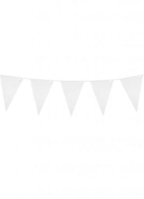 White (10m) Bunting