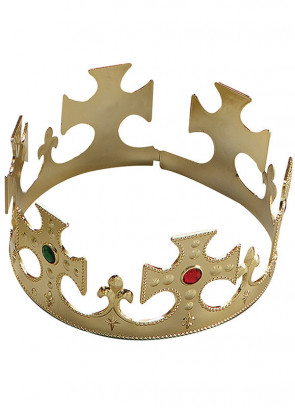 Crown (With Jewels)