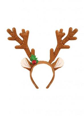 Reindeer Antlers – Holly Bell