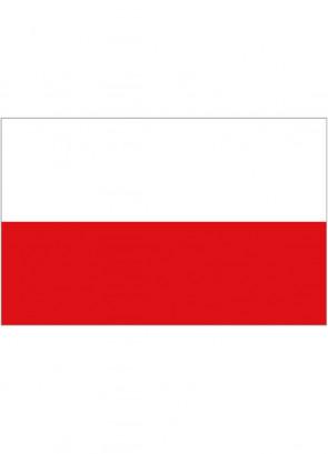 Poland Flag 5x3