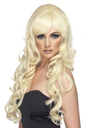 Pop Starlet Wig - Blonde