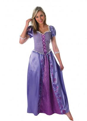 Princess Rapunzel - Ladies Costume