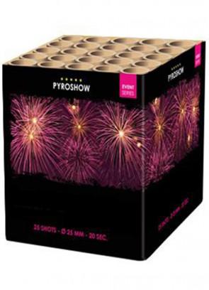 Firework (CAKE) Purple Peony