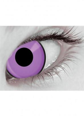 Purple Poison UV Contact Lenses - 3 Month Wear