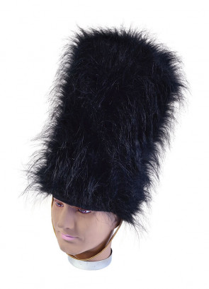 Bearskin Busby (Coldstream Guard) Hat
