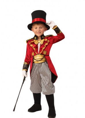 RingMaster – Striped Trousers - Boys