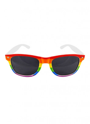 Pride Rainbow Glasses