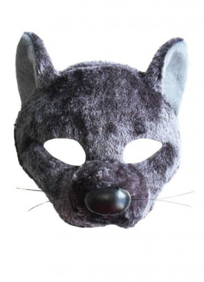 Rat Mask with Sound