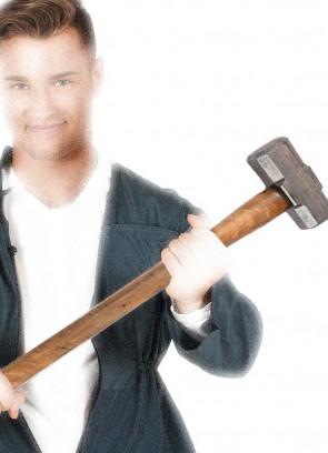 Realistic Sledge Hammer 61cm