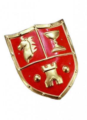 Medieval Crusader Shield