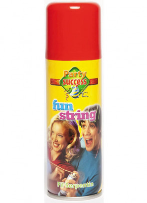 Silly String (Red)