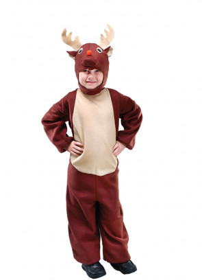 Rudolph the Reindeer Jumpsuit