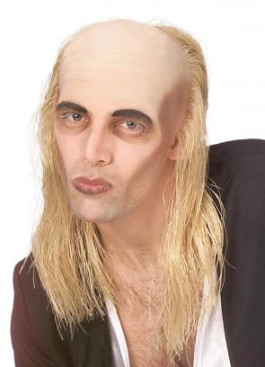 Rocky Horror Show - Riff Raff Wig - Blonde / Bald