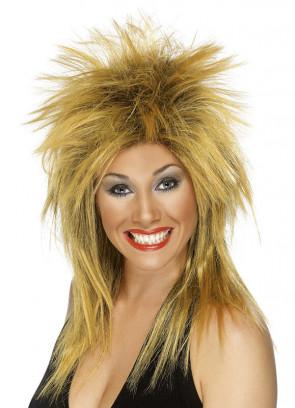 Rock Diva Wig - Tina Turner