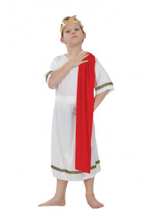 Roman Emperor  (Boys) Costume