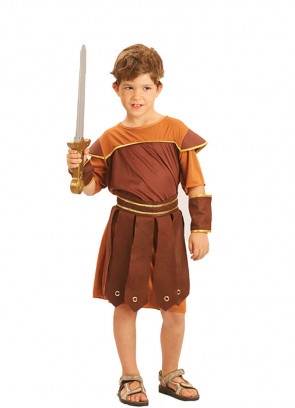 Roman Soldier  (Boys) Costume