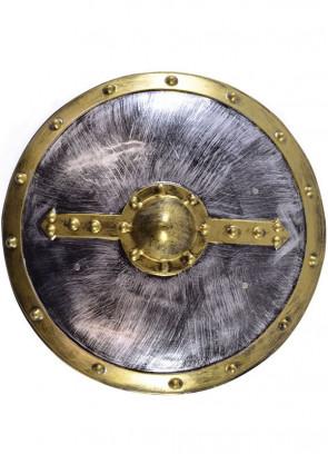 Round Viking Warrior Shield - 48cm