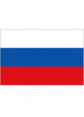 Russian (Russia) Flag 5x3