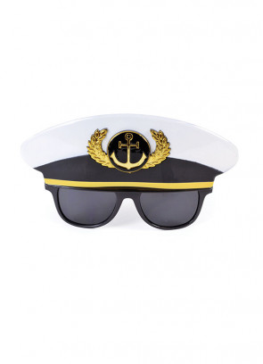 Sailor Captain Glasses